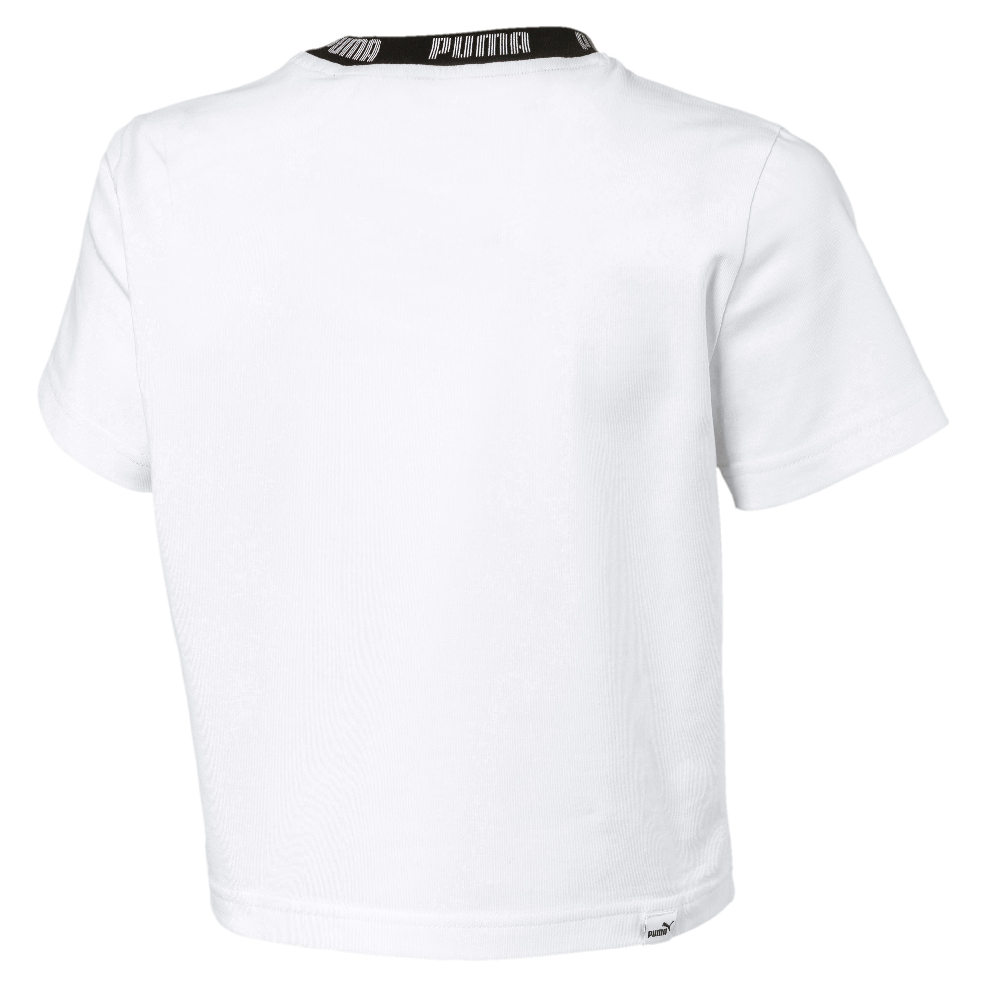 Image Puma Amplified Cropped Women's Tee #5