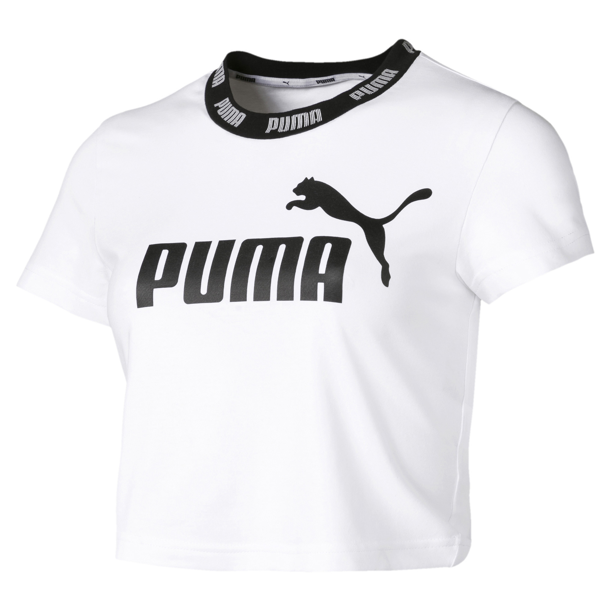 Image Puma Amplified Cropped Women's Tee #4
