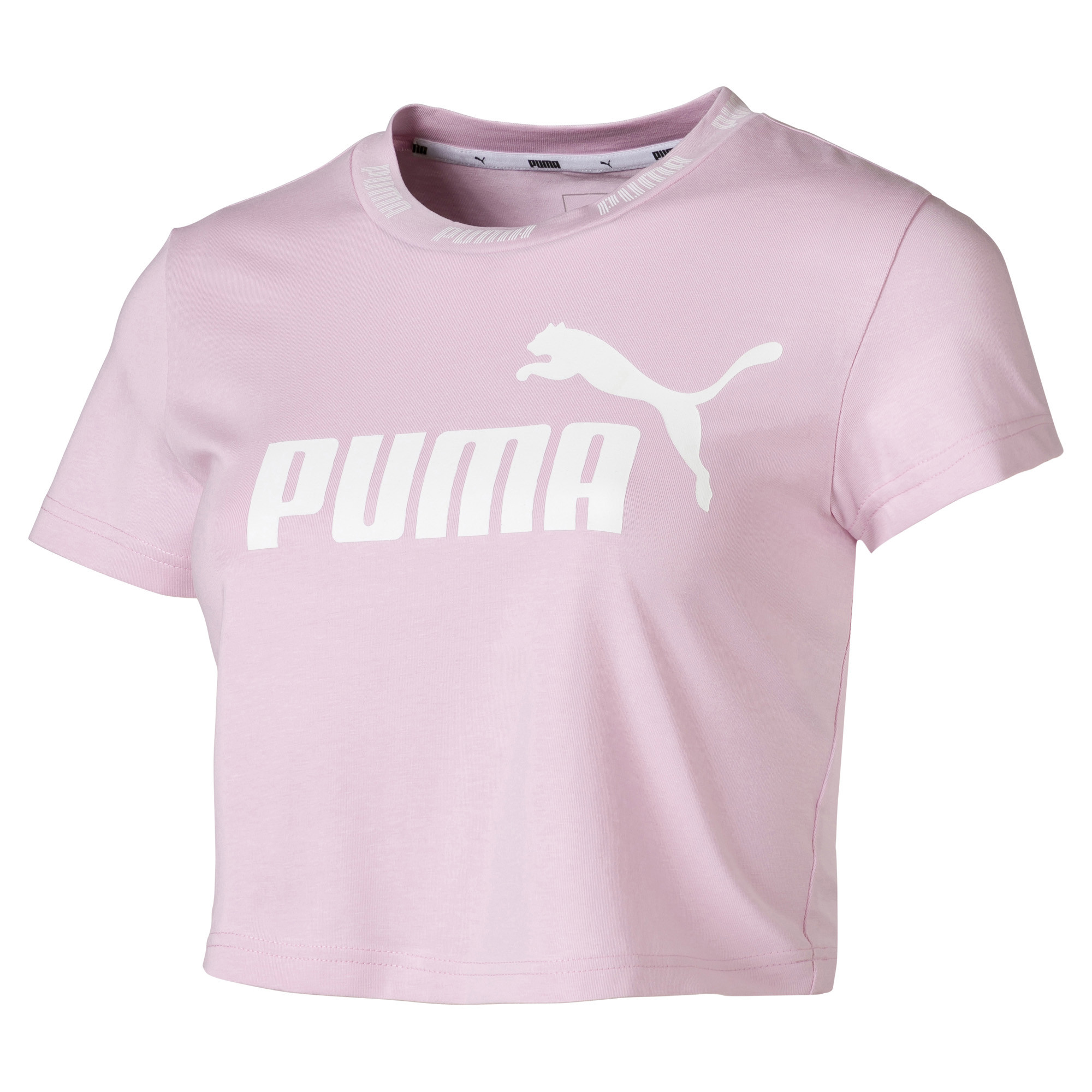 Image Puma Amplified Cropped Women's Tee #1