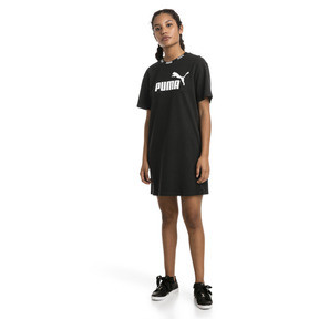 Thumbnail 5 of Amplified Damen T-Shirt-Kleid, Cotton Black, medium