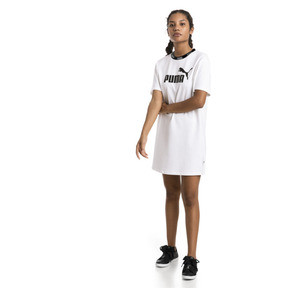 Thumbnail 1 of Amplified Women's Tee Dress, Puma White, medium