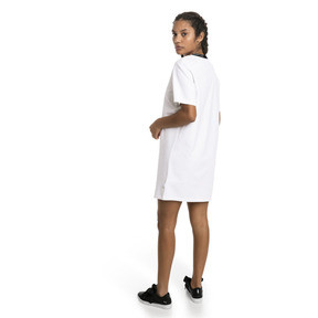 Thumbnail 2 of Amplified Women's Tee Dress, Puma White, medium