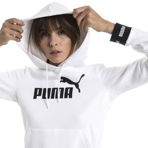 Thumbnail 1 of Amplified Women's Hoodie, Puma White, medium