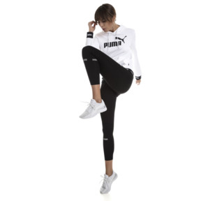 Thumbnail 3 of Amplified Women's Hoodie, Puma White, medium