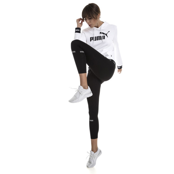 Puma - Amplified Damen Hoodie - 8