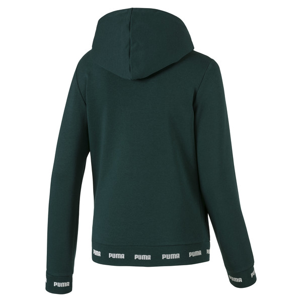 Amplified Women's Hoodie, Ponderosa Pine, large