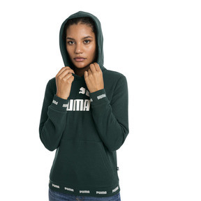 Thumbnail 1 of Amplified Women's Hoodie, Ponderosa Pine, medium