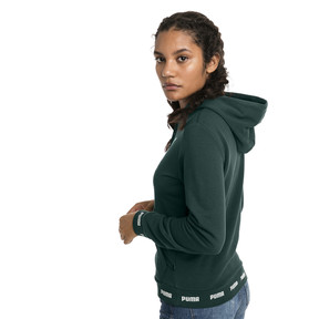 Thumbnail 2 of Amplified Women's Hoodie, Ponderosa Pine, medium