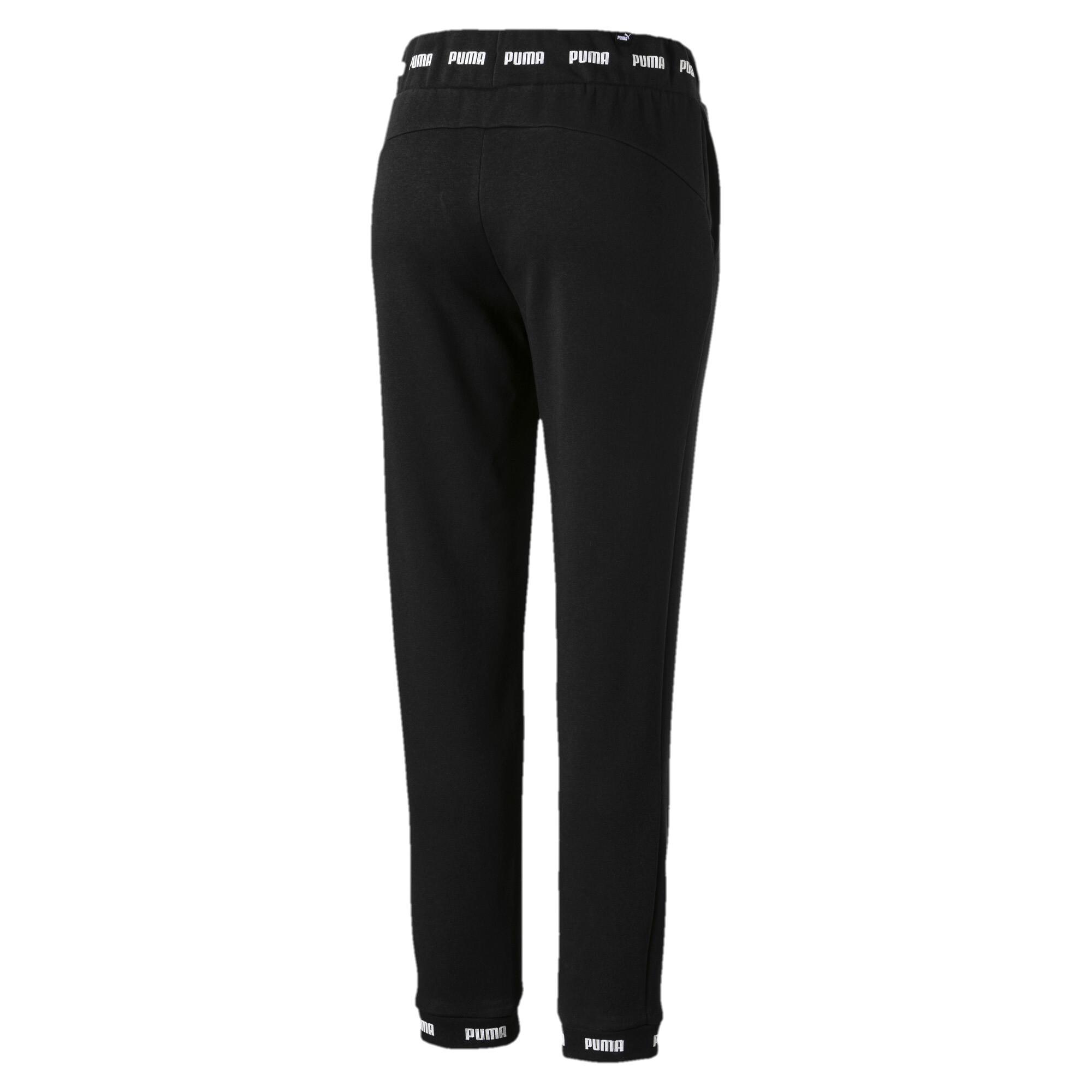 Image Puma Amplified Knitted Women's Sweatpants #5