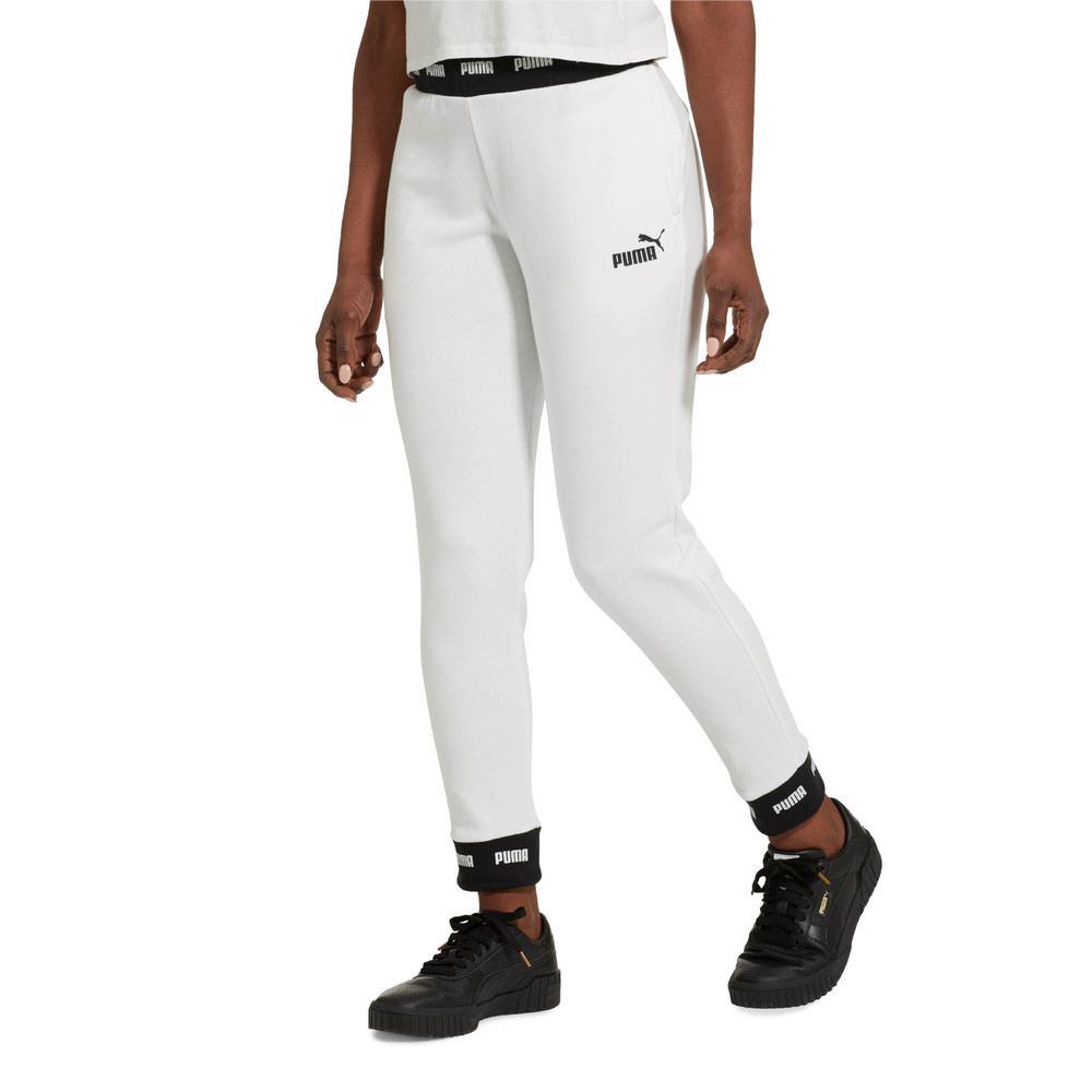 Image Puma Amplified Knitted Women's Sweatpants #2