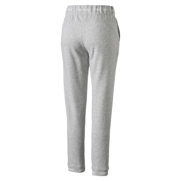 Amplified Women's Sweatpants, Light Gray Heather, large