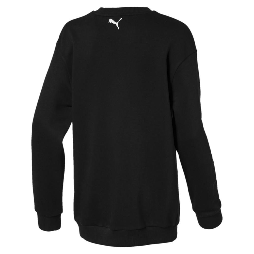 Image Puma ALPHA Boys' Crew Sweater #2