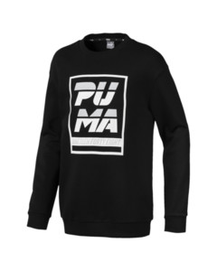 Image Puma ALPHA Boys' Crew Sweater