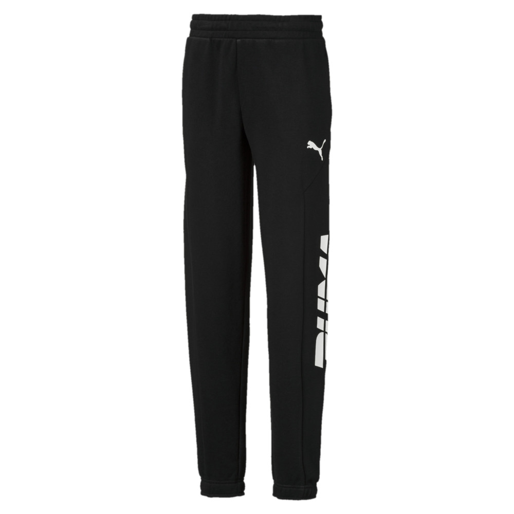 Image PUMA Alpha Knitted Boys' Sweatpants #1