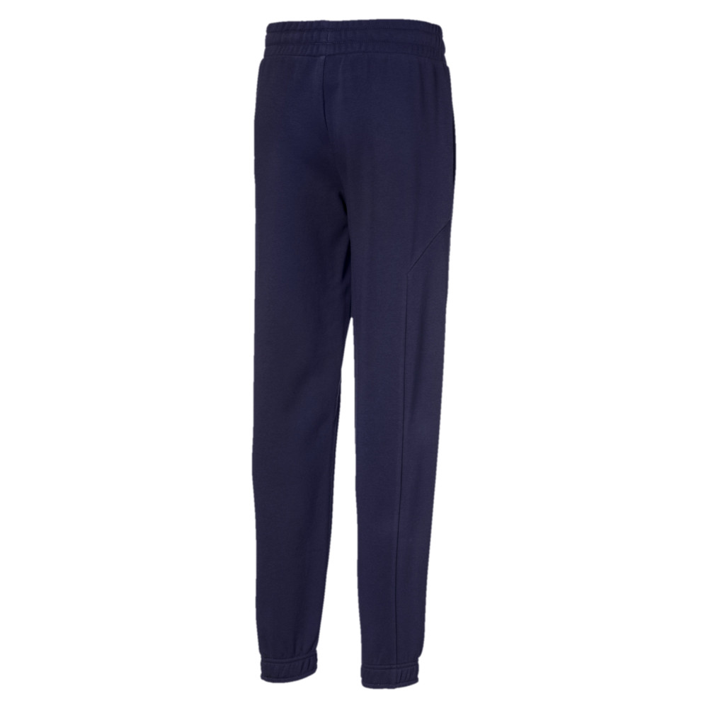 Image Puma Alpha Knitted Boys' Sweatpants #2