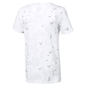 Thumbnail 2 of Active Sports Boys' Tee, Puma White, medium