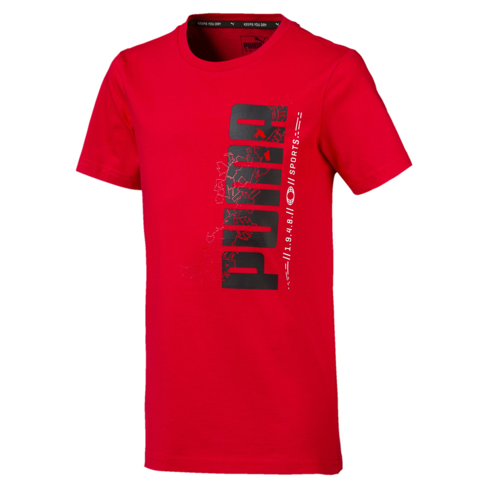 Image PUMA Active Sports Boys' Tee #1
