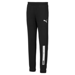 Thumbnail 1 of Active Boys' Sweatpants, Cotton Black, medium