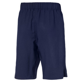 Thumbnail 2 of Active Sports Woven Boys' Shorts, Peacoat, medium