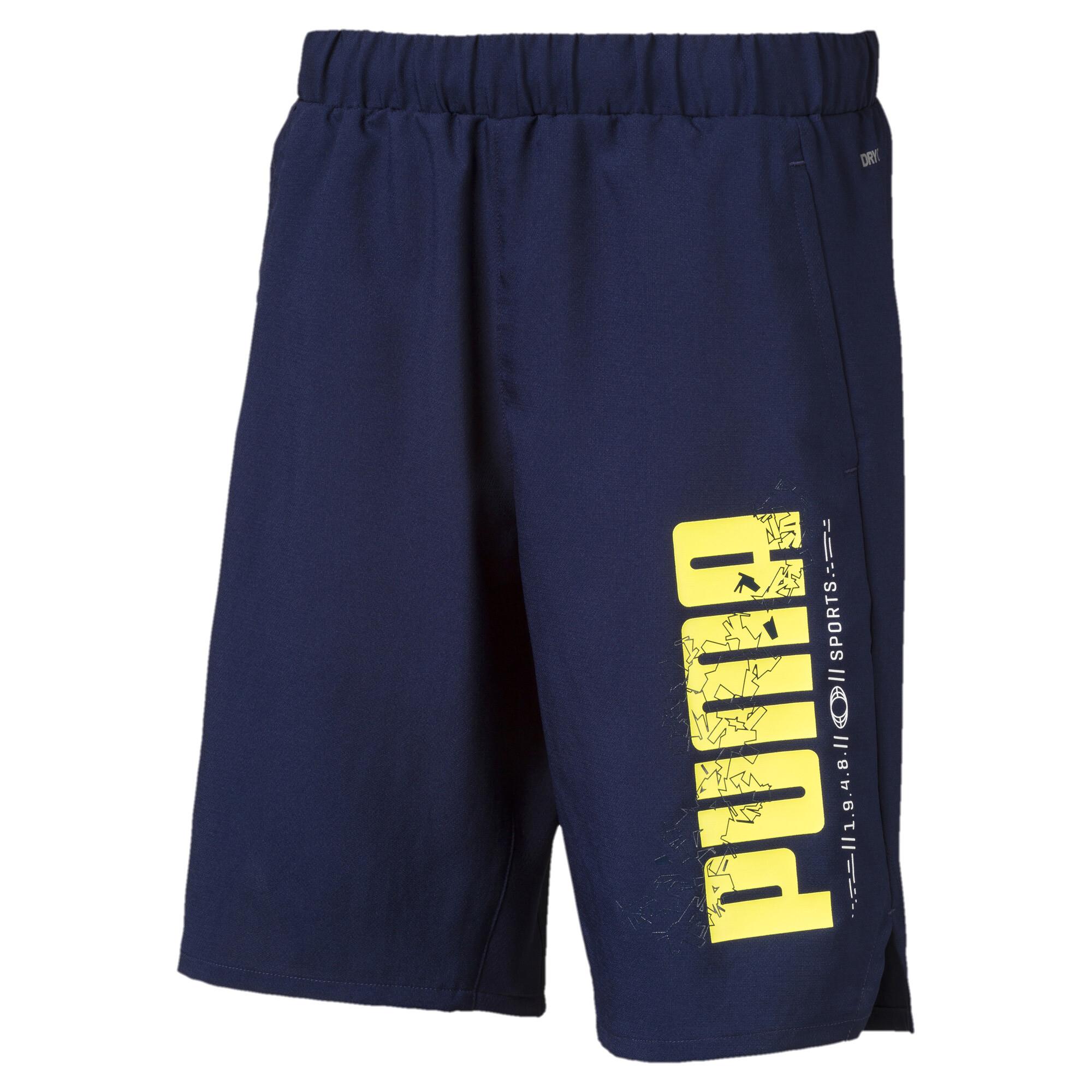 Image Puma Active Sports Woven Boys' Shorts #1