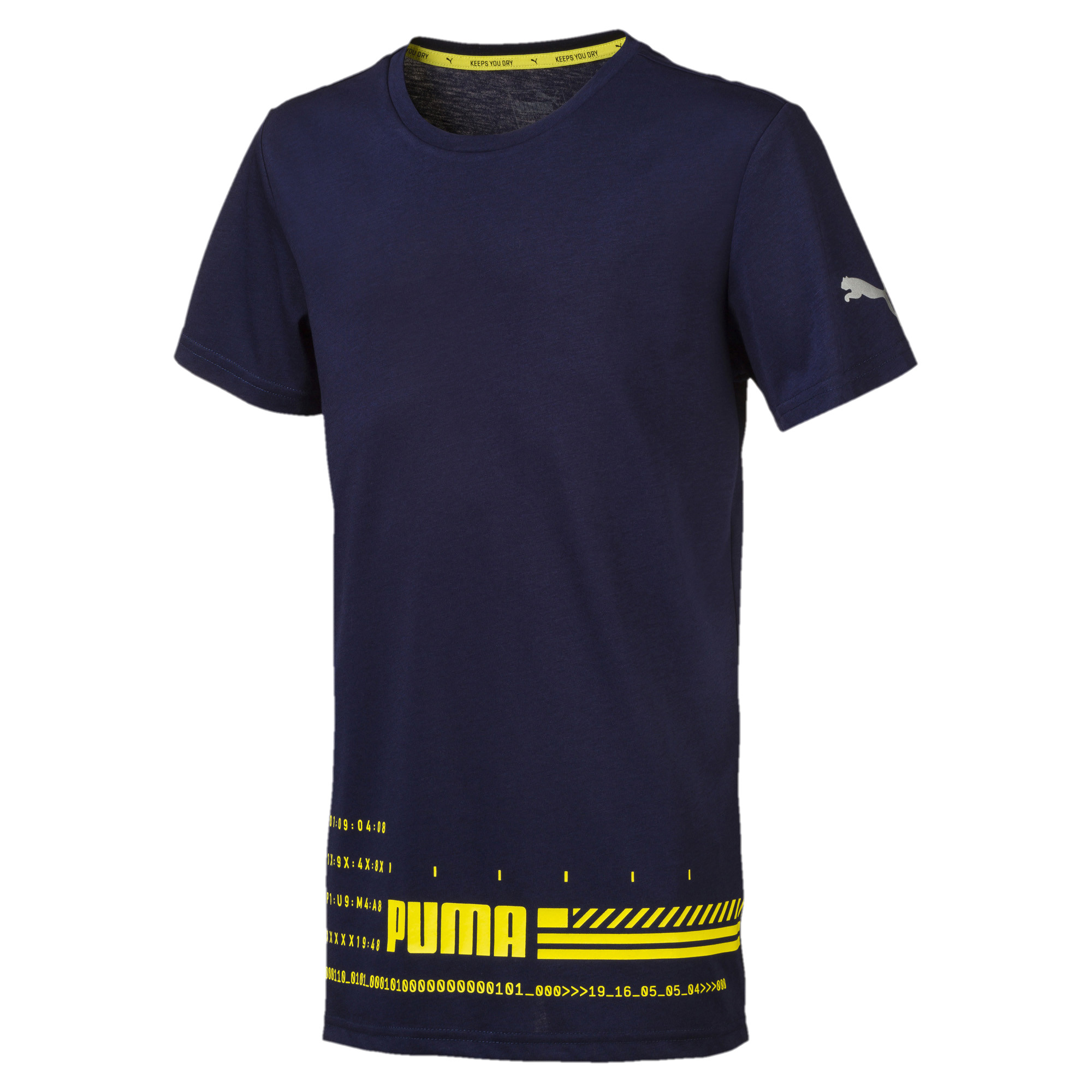 Image Puma Energy Short Sleeve Boys' Tee #1