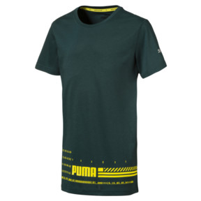 Energy Short Sleeve Boys' Tee