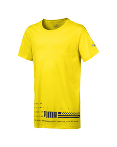 Image Puma Energy Short Sleeve Boys' Tee