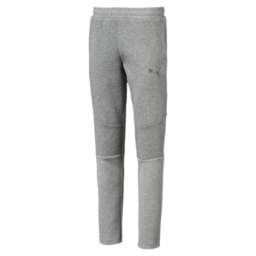 Thumbnail 1 of Evostripe Boys' Sweatpants, Medium Gray Heather, medium