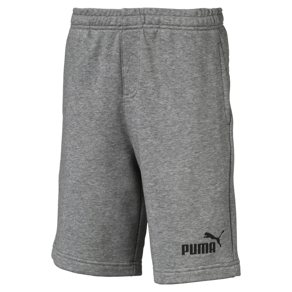 Image Puma Essentials Boys' Sweat Shorts #1