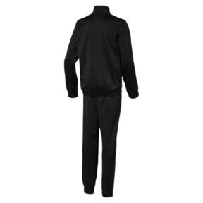Thumbnail 2 of Tricot I Boys' Track Suit, Puma Black, medium