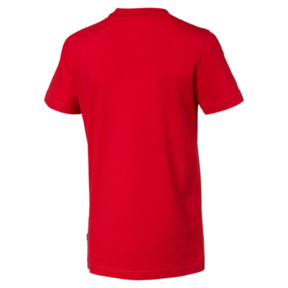 Thumbnail 2 of Rebel Bold Boys' Tee, High Risk Red, medium