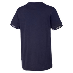Thumbnail 2 of Amplified Boys' Tee, Peacoat, medium