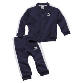 Minicats T7 Full Zip Babies Jogginganzug-Set