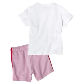 Thumbnail 2 of Minicats Infant + Toddler T7 Set, Pale Pink, medium