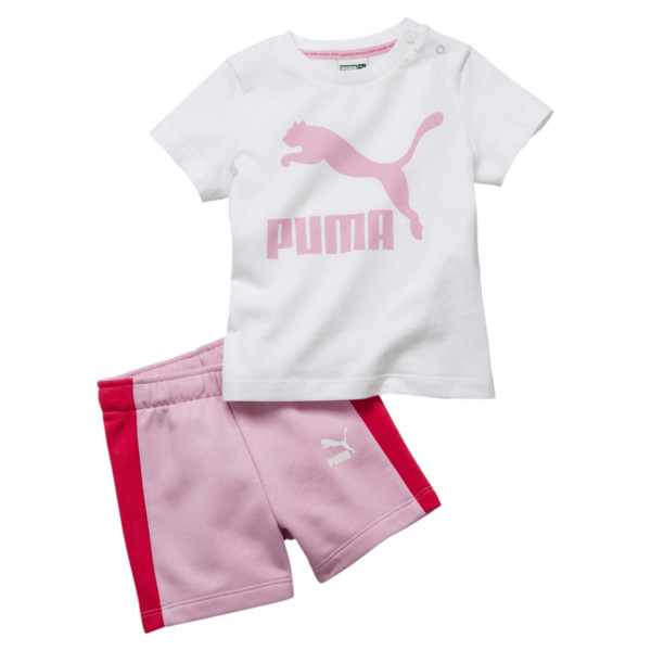 Minicats Infant + Toddler T7 Set, Pale Pink, large