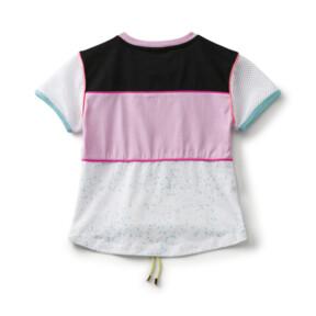 Thumbnail 3 of キッズ ガールズ PUMA x SOPHIA WEBSTER Tシャツ, Puma White, medium-JPN