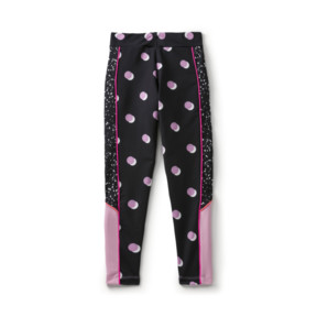 Thumbnail 2 of PUMA x SOPHIA WEBSTER Girl's Leggings PS, Puma White, medium