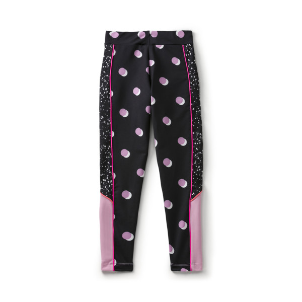 PUMA x SOPHIA WEBSTER Girl's Leggings PS, Puma White, large