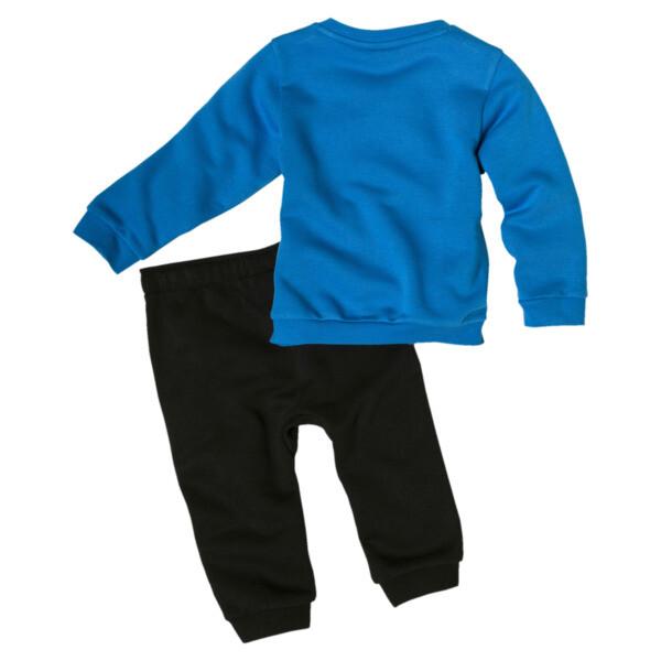 Set survêtement Minicats Essentials pour bébé, Indigo Bunting, large