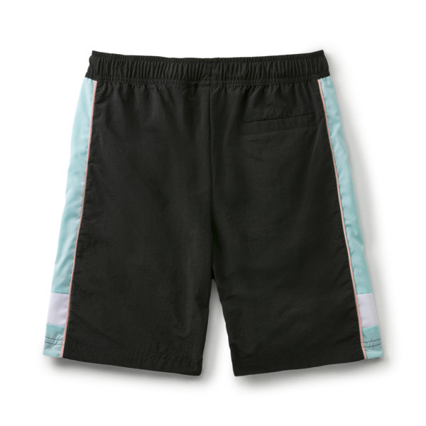 PUMA x DIAMOND SUPPLY CO. Boy's Shorts, Puma Black, large