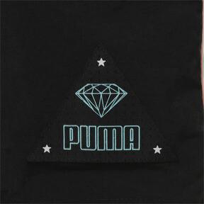 Thumbnail 4 of キッズ PUMA x DIAMOND ショーツ, Puma Black, medium-JPN