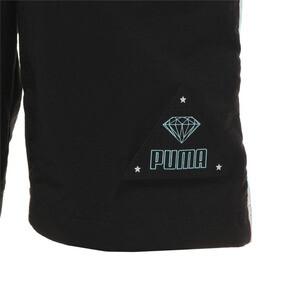Thumbnail 6 of キッズ PUMA x DIAMOND ショーツ, Puma Black, medium-JPN