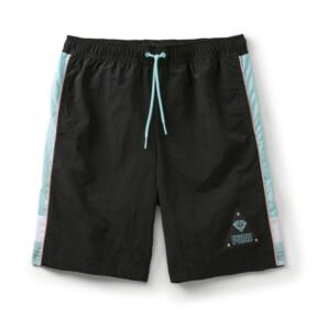 Thumbnail 1 of PUMA x DIAMOND SUPPLY CO. Boy's Shorts, Puma Black, medium