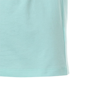 Thumbnail 5 of キッズ PUMA x DIAMOND Tシャツ, ARUBA BLUE, medium-JPN