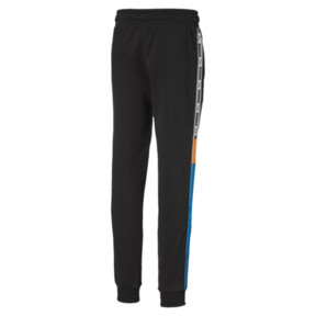 Miniatura 2 de Pantalones deportivos PUMA XTG JR, Cotton Black, mediano