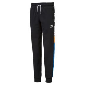 Miniatura 1 de Pantalones deportivos PUMA XTG JR, Cotton Black, mediano