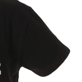 Thumbnail 4 of キッズ EPOCH SS Tシャツ (半袖), Cotton Black, medium-JPN
