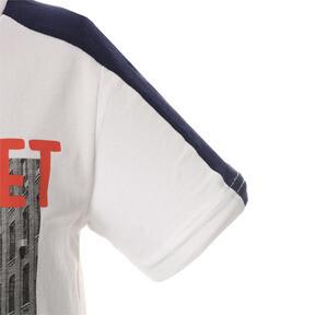 Thumbnail 4 of キッズ PUMA x SESAME STREET SS Tシャツ B (半袖), Puma White, medium-JPN