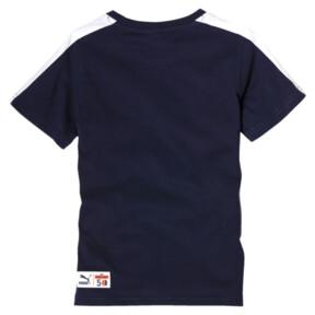 Thumbnail 2 of PUMA x SESAMSTRASSE Jungen T-Shirt, Peacoat, medium