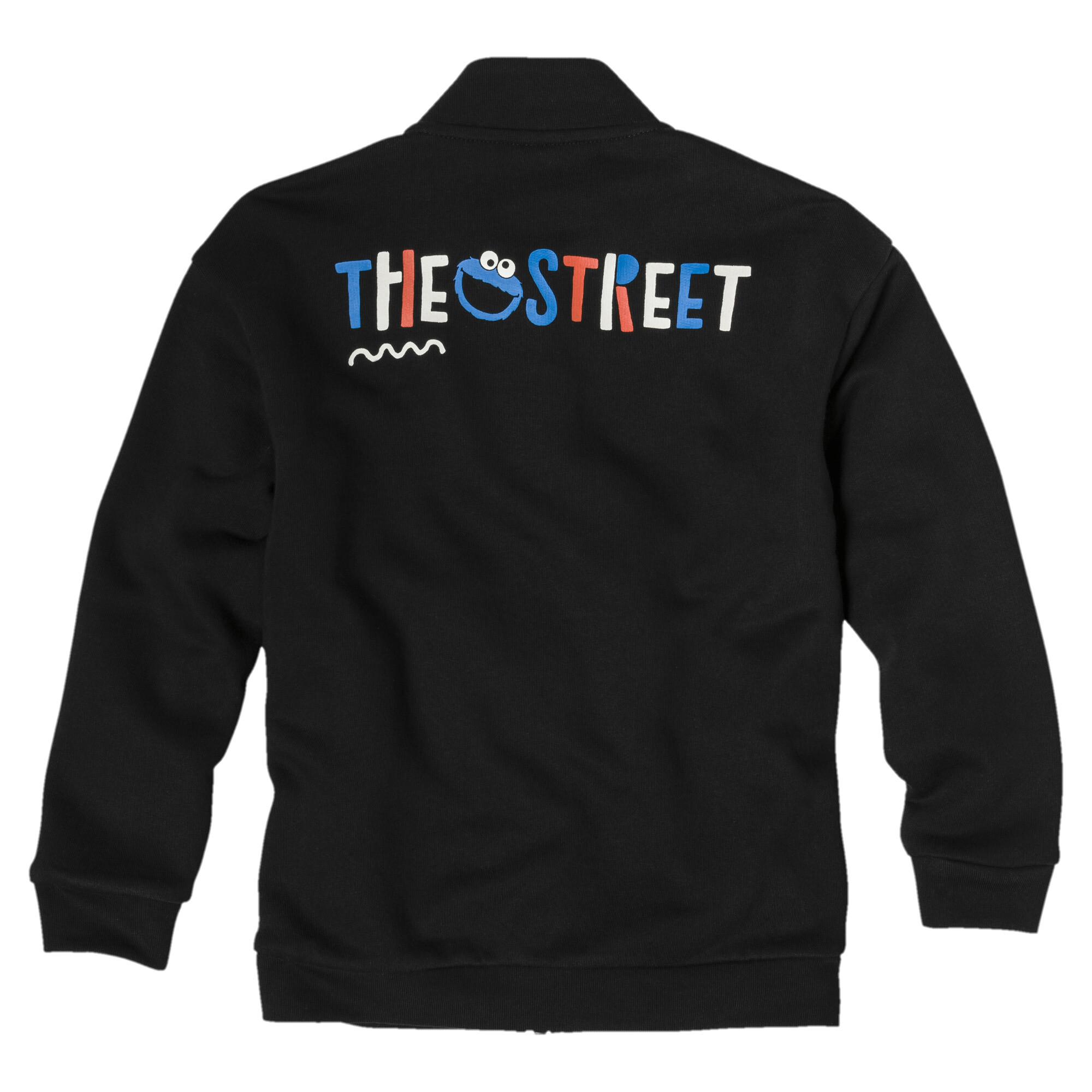 Image Puma PUMA x SESAME STREET Boys' Jacket #2